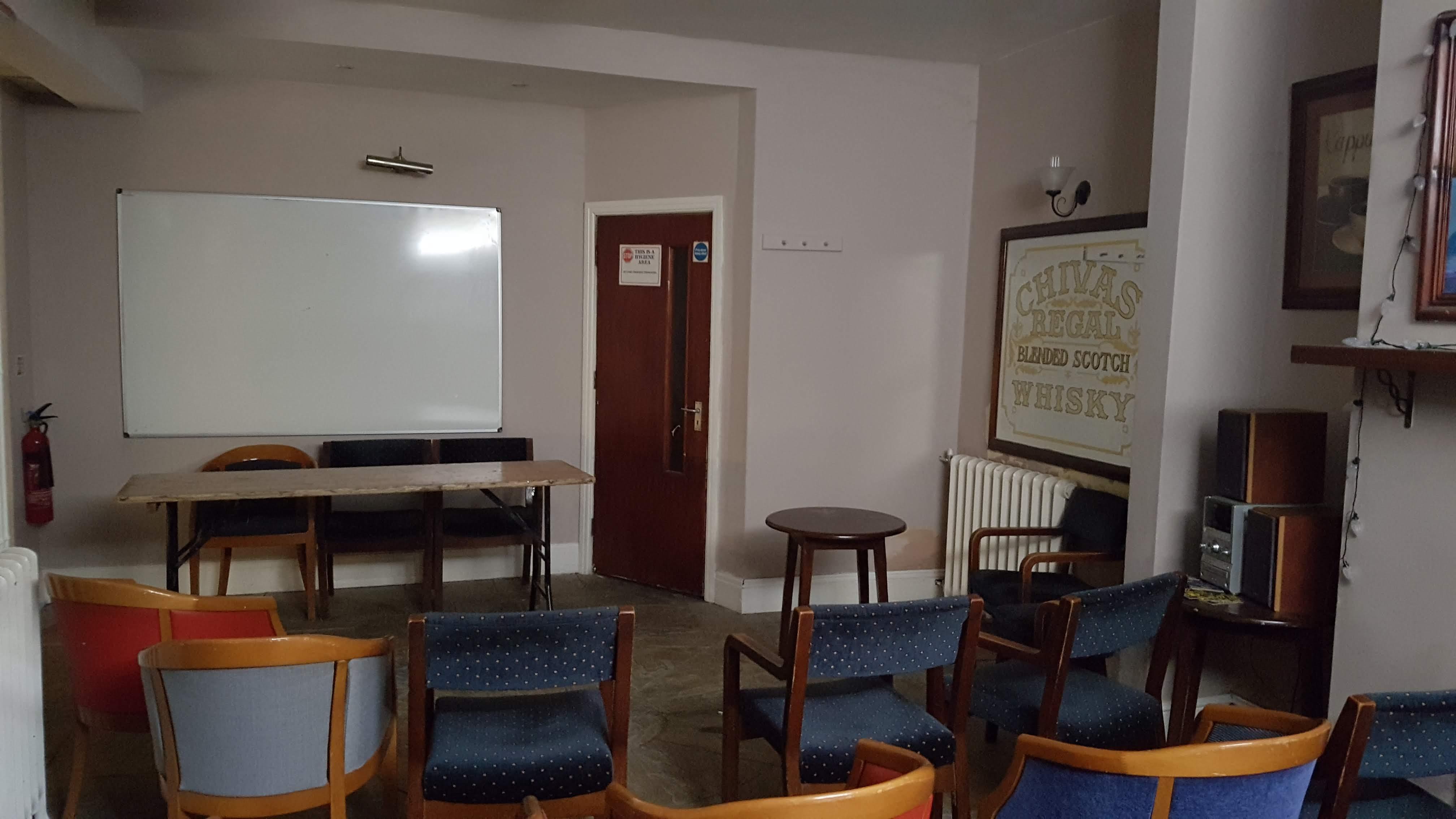 The Casa, Venue hire break out room in lower venue