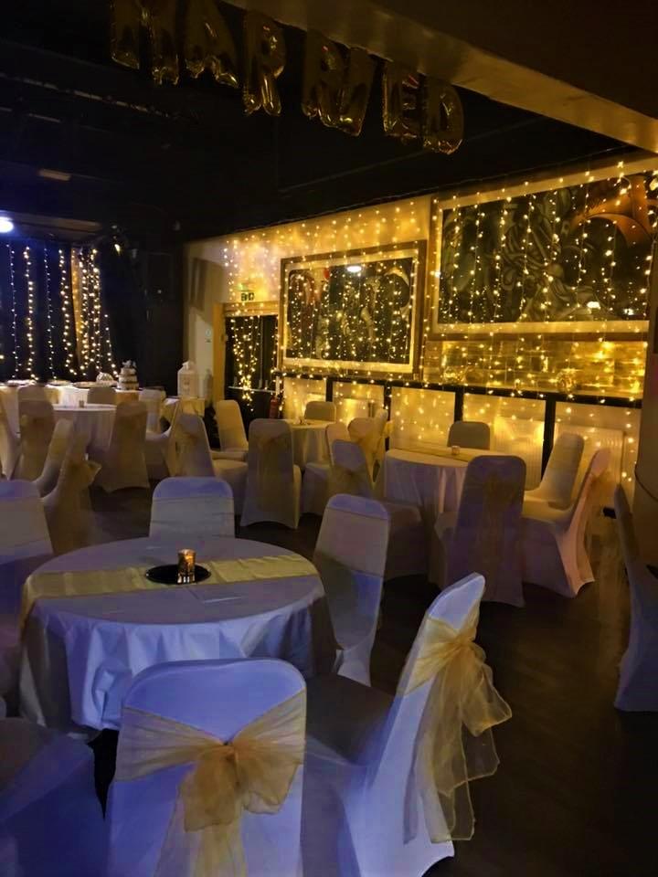 Wedding celebration venue Liverpool