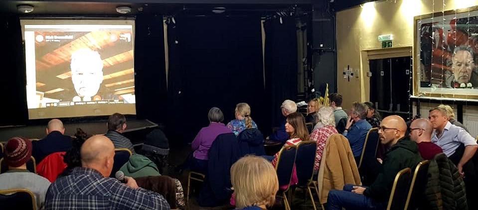 Film Screenings at the Casa Liverpool
